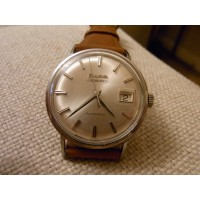 Rare Bulova Aerojet automatic watch from the 1960s