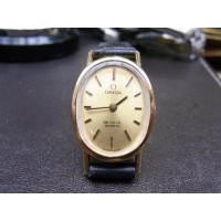 Omega ladies quartz watch from the 1980s.