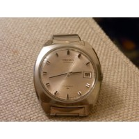 Vintage Seiko automatic watch August 1972