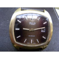 Vintage Avia watch